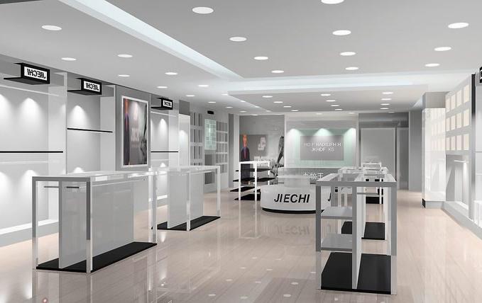 以及智能照明控制系统等,在卖场的局部环境营造一些特殊的灯光气氛